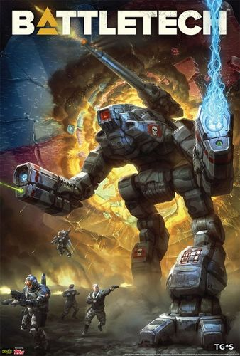 BATTLETECH™: Digital Deluxe Edition [ENG / v 1.0.3-280R](2018) PC | RePack by Other s