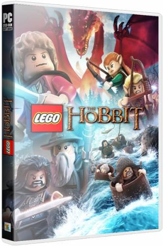 LEGO The Hobbit (2014/PC/RePack/Rus) by z10yded