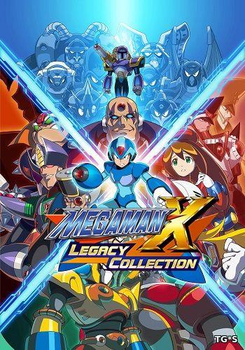 Mega Man X Legacy Collection [ENG] (2018) PC   Лицензия