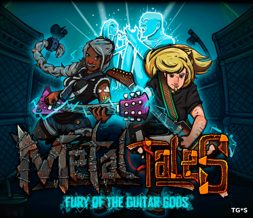 Metal Tales: Fury of the Guitar Gods (2016) PC | Лицензия