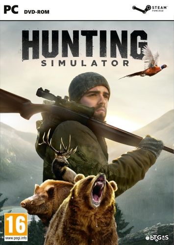 Hunting Simulator [v 1.1 + DLC] (2017) PC | Repack by xatab