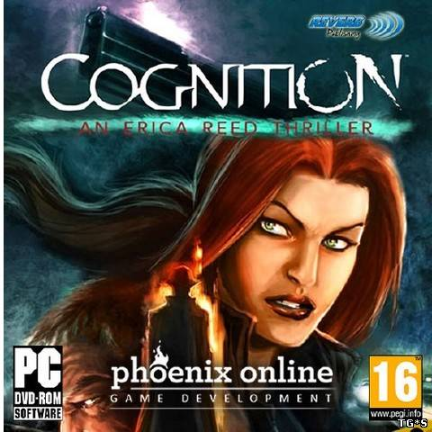 Cognition: An Erica Reed Thriller [Episode 1-4] (2013) PC | Repack by XLASER