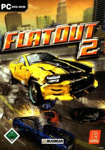 FlatOut 2 (2006) PC | RePack by Canek77