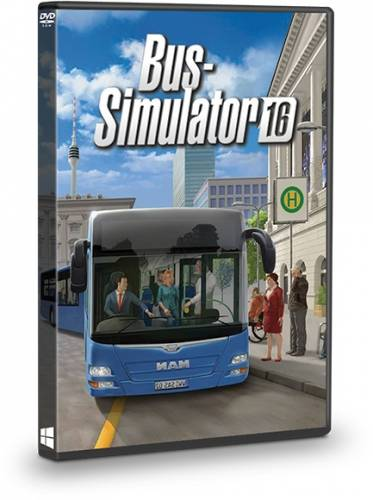 Bus Simulator 16 (2016) PC | Лицензия