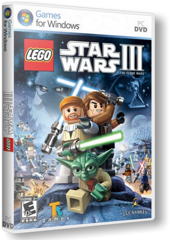 LEGO Star Wars 3: The Clone Wars (2011) PC RePack от R.G. Torrent GameS