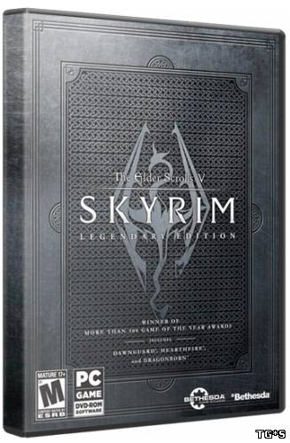The Elder Scrolls V: Skyrim - Legendary Edition [SLMP-JG 2.1.3a] (2011) PC | RePack