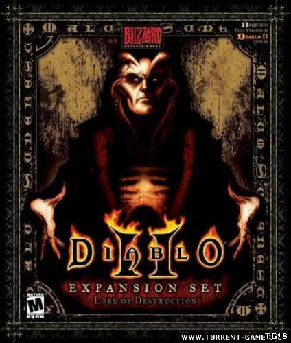 Diablo 2: Lord of Destruction 1.12a (2001) PC