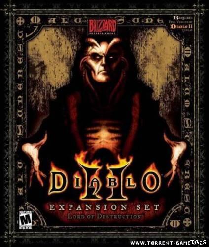Diablo 2: Lord of Destruction 1.12a (2001) PC