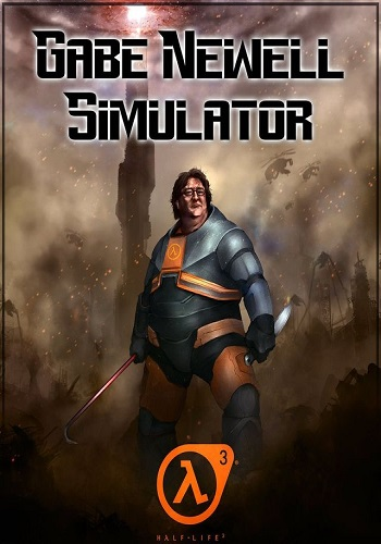 Gabe Newell Simulator / [RePack by Piston] [2015]