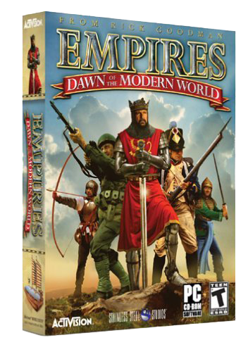 Empires: Dawn of the Modern World [ENG-RUS][P]