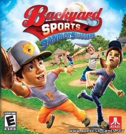 Backyard Sports: Sandlot Sluggers (Atari) (ENG) [L]