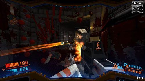 Strafe Delayed выходит в 9 мая для PS4 и ПК