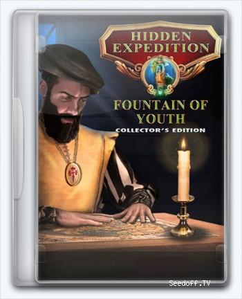 Секретная экспедиция 10. Фонтан молодости. Колекционное издание (2015) PC