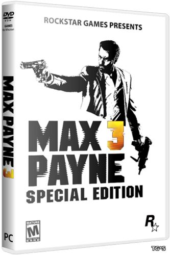 Max Payne 3: Complete Edition (2012) PC | Лицензия
