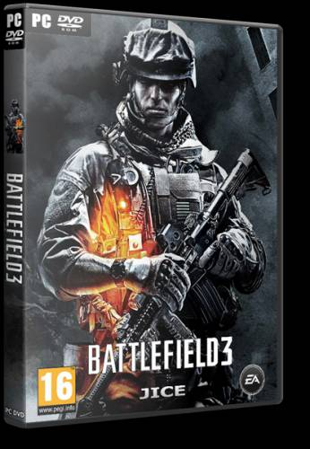 Battlefield 3 (Electronic Arts) (RUS) [L] (Установленная)