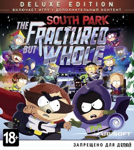 South Park: The Fractured But Whole - Gold Edition (2017) PC | RePack by xatab