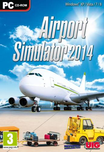 Airport Simulator 2014 [2013|Eng|Multi4]