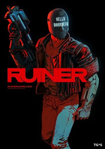 Ruiner [v 1.06] (2017) PC | RePack by FitGirl