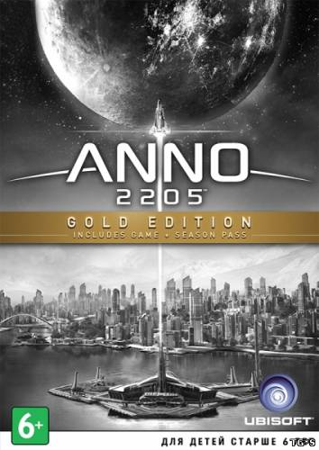 Anno 2205: Gold Edition [Update 1] (2015) PC | RePack от R.G. Catalyst