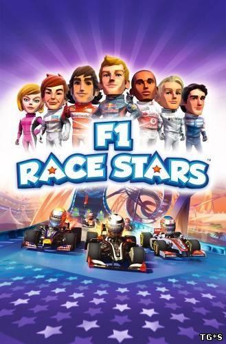 F1 Race Stars [v 1.1 + 13 DLC] (2012) PC | RePack от R.G. Catalyst