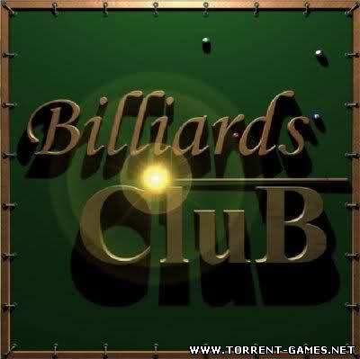 Бильярд клуб / Billiards Club