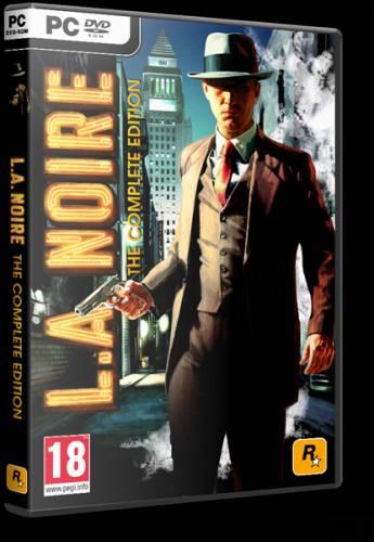 L.A. Noire: The Complete Edition Rockstar Games[Rus / Multi] [L]