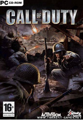 Call of Duty + United Offensive (2004) PC | Repack by Canek77