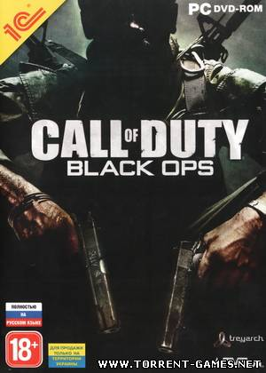 Call of Duty: Black Ops [UPDATE 4] (2010) PC Repack