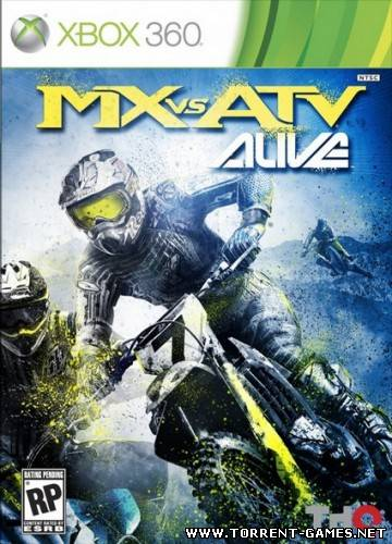 Скачать MX Vs Atv Alive на ПК