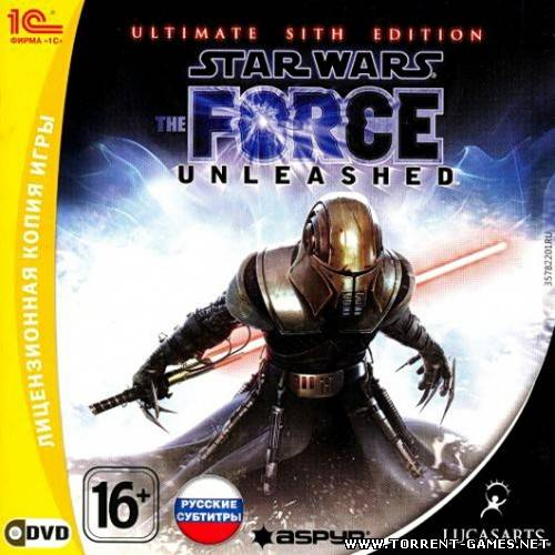 Star Wars: The Force Unleashed - Ultimate Sith Edition (2009) PC | RePack by qoob