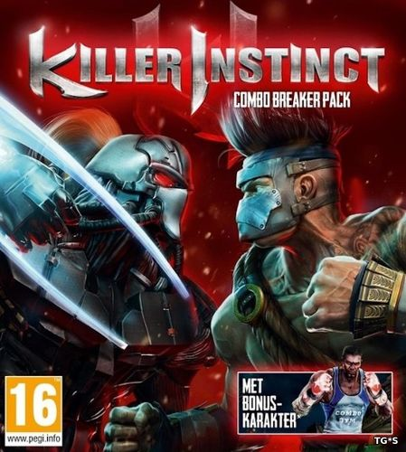 Killer Instinct (2017) PC | Лицензия