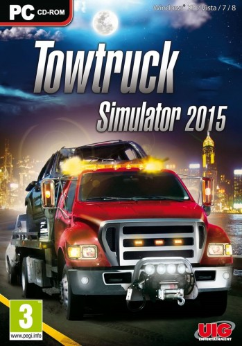 Towtruck Simulator 2015 (United Independent Entertainment GmbH) (ENG|MULTI6) [L]