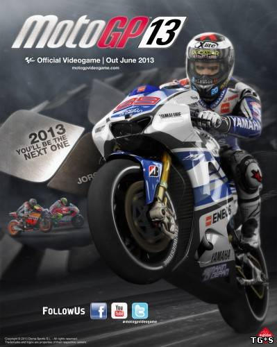 MotoGP 13 [v.1.2|+ 4DLC] [Steam-Rip] (2013/PC/Eng) | DWORD