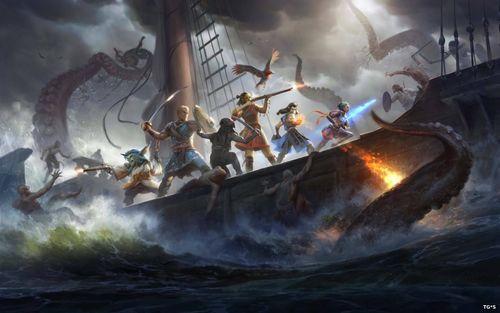 Pillars of Eternity II: Deadfire официально анонсирована, начат сбор средств на Fig