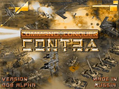 Command and Conquer Generals Contra 008 (alpha)