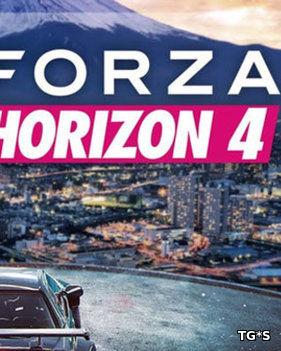 Час геймплея Forza Horizon 4