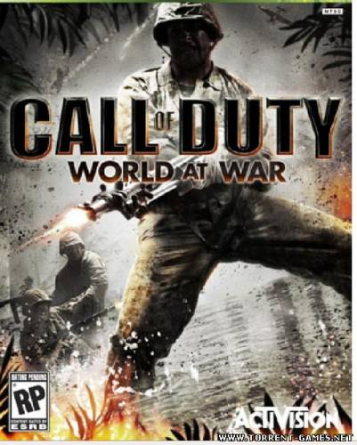 Call Of Duty: World At War (Новый Диск) (Rus) [Repack]