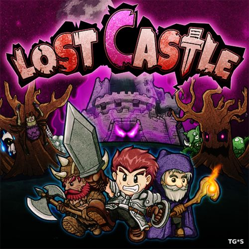 Lost Castle [v 1.04] (2016) PC | RePack от R.G. Механики