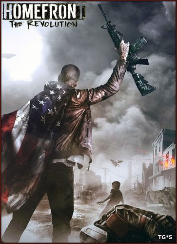 Homefront: The Revolution - Freedom Fighter Bundle [v 1.0.6 + 3 DLC] (2016) PC | RePack от NemreT