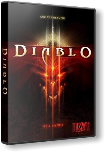 Diablo III (Blizzard) (RUS) [P]
