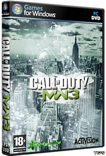 Call of Duty: Modern Warfare 3 (2011) PC | Rip от R.G. Механики