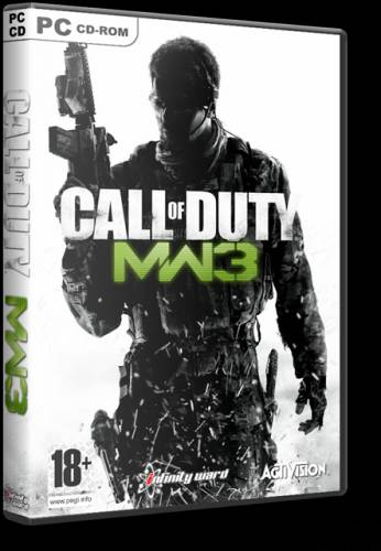 Call of Duty: Modern Warfare 3 Новый Диск RUS L Steam-Rip