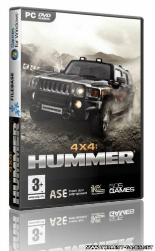 4x4: Hummer [Racing/Arcade][PC DVD][ENG][2010]