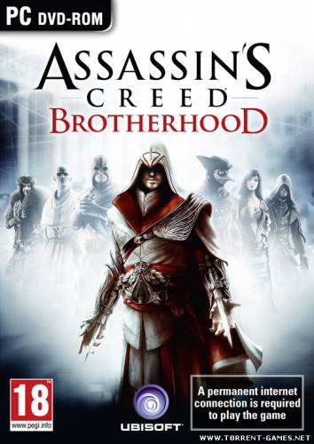 Assassins Creed.Brotherhood.v 1.03 + 7 DLC Repack by R.G. Worlds-Torrent