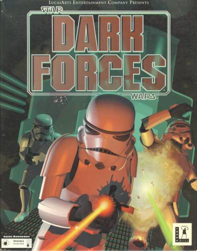 Star Wars: Dark Forces [GoG] [1995|Eng|Multi5]