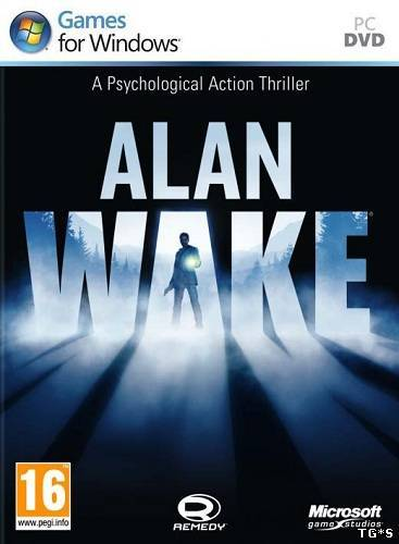 Alan Wake (2012) PC | RePack by qoob