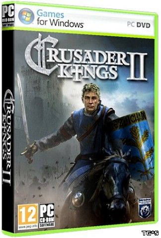 Крестоносцы 2 / Crusader Kings 2 [v 2.5.2] (2012) PC | RePack