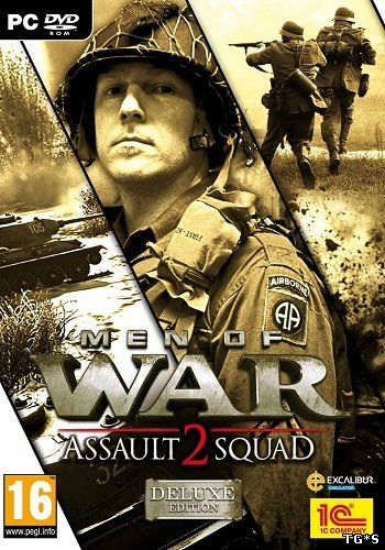 Men of War: Assault Squad 2 - Complete Edition [v.3.250.0] (2014) PC | Steam-Rip от Let'sPlay