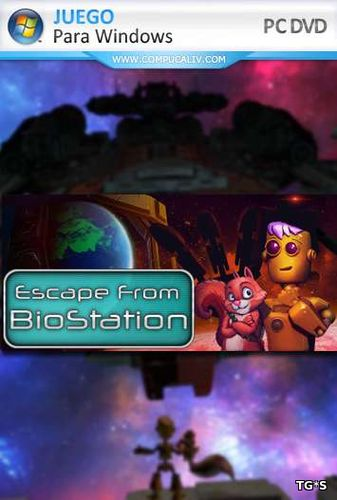 Escape From BioStation [ENG] (2017) PC | Лицензия