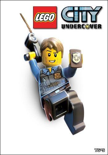 LEGO City Undercover (TT Games) (ENG+RUS) [Repack] от BlackTea через torrent
